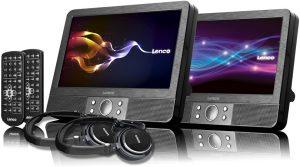 lecteur dvd voiture 2 écrans