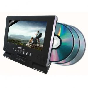format lecteur DVD de voiture