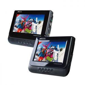 lecteur DVD portable double écran