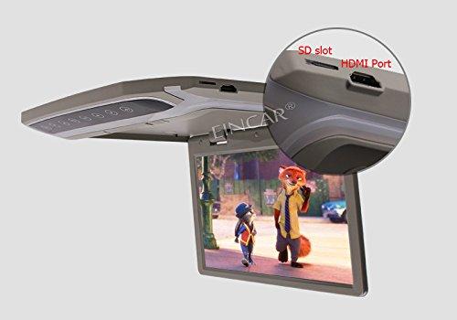 lecteur dvd voiture plafonnier moyen de gamme EinCar