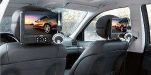lecteur de film dvd voiture haut de gamme